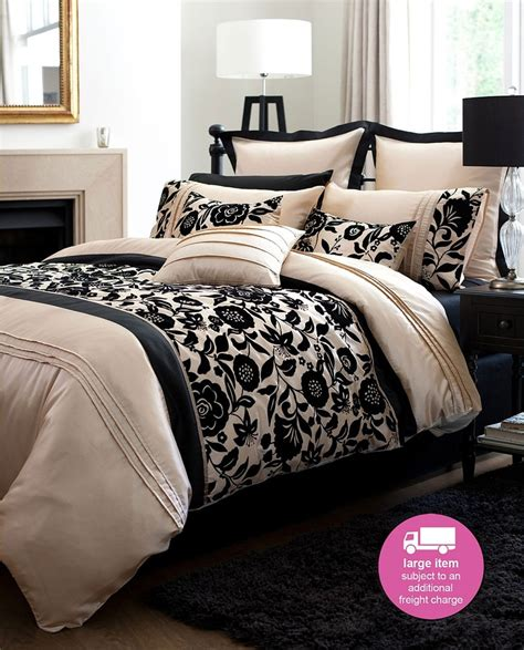 black white taupe bedroom 25 best images about bedding on pinterest rock room