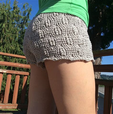 pattern crochet shorts 20 more excellent crochet clothing patterns skirts