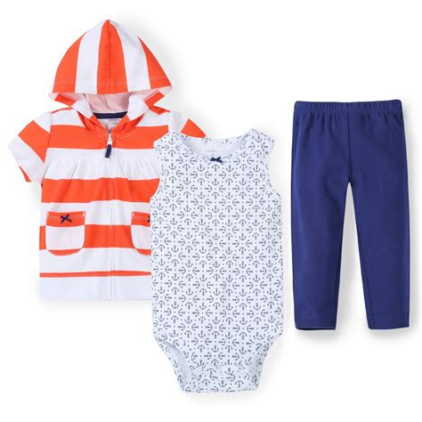 clothes for retail carters 3 pieces set baby clothing set boys