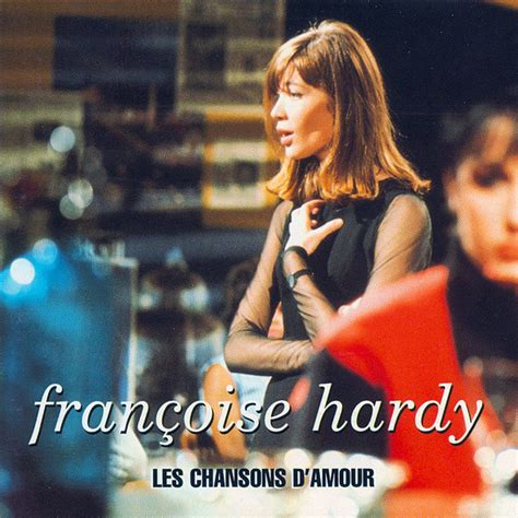 françoise hardy la question fran 231 oise hardy les chansons d amour cd at discogs