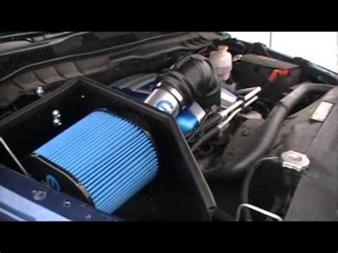 2011 ram 1500 r/t mopar cold air intake youtube