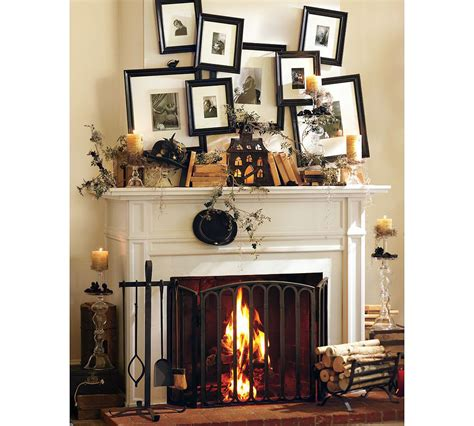 decorating fireplace mantel for decobizz