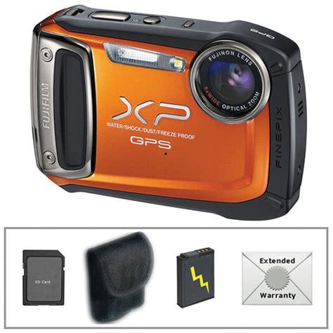 Fujifilm Finepix Xp150 fujifilm finepix xp150 digital orange with deluxe b h