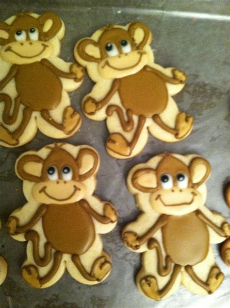 Monkey Cookie Cutter Baby Shower by 618 Best Cookie Cutters One To Another Images On