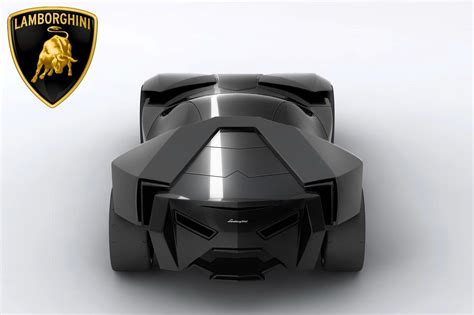 concept lamborghini ankonian lamborghini ankonian concept car perfect batmobile for