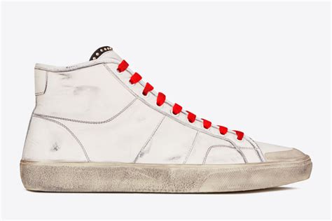 s laurent sneakers laurent introduces surf sneakers collection photos