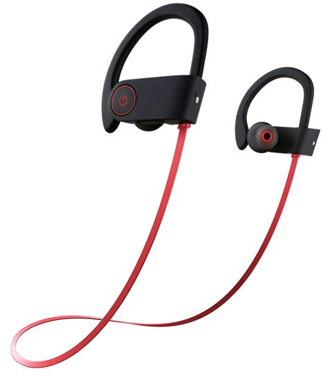 best sports headphones otium wireless bluetooth sports headphones in ear earbuds