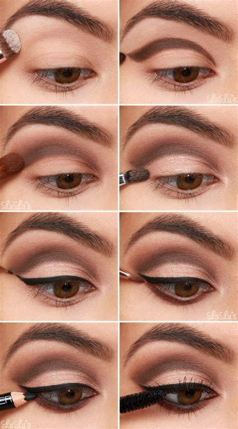 Eyeshadow For Bridal Makeup eyeshadow for brown makeup tutorials guide