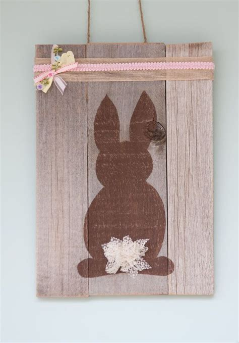 1000 images about easter decorations on wood