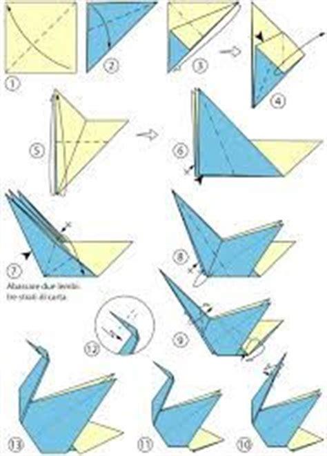 origami tutorial italiano cigno origami passo a passo pesquisa do google para criar