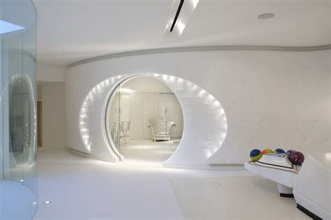 Futuristic Homes Interior Futuristic Technology Future Home Technology Security