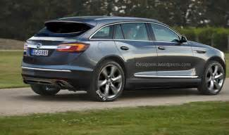 Opel Zafira Suv Opel Planning New Large Suv Based On Insignia Coming To