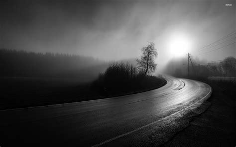 wallpaper black road dark road quotes quotesgram