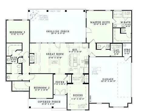 3 bedroom country floor plan 3 bedroom house floor plans sillyroger com