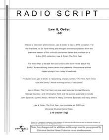 radio script template radio ad script template bestsellerbookdb