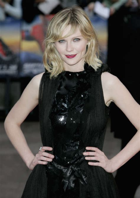 Kirsten Dunst Is A Lovely Creature by Kirsten Dunst Is A Lovely Creature The Blemish