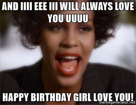 Happy Birthday Girl Meme - 20 happy birthday girl memes sayingimages com