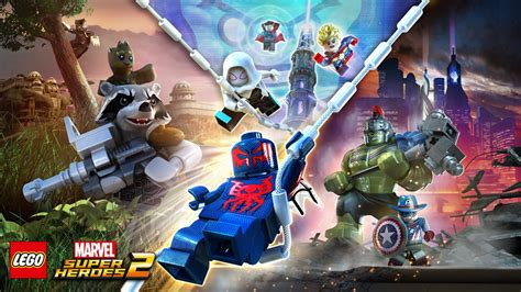 Lego Marvel Super Heroes 2 Confirmed For Nintendo Switch | lego marvel super heroes 2 confirmed for nintendo switch