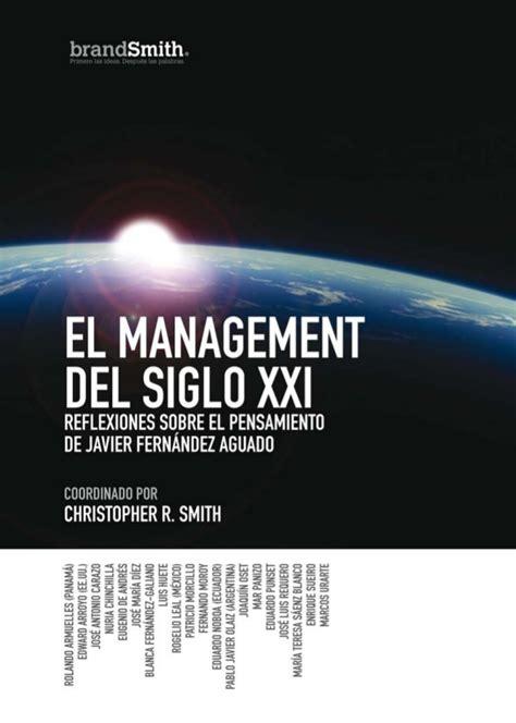 libro el siglo libro el management del siglo xxi pdf