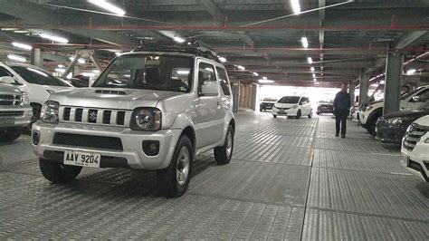 Suzuki Jimny Accessories Philippines Suzuki Jimny A Compact 4 Wheel Drive With An Affordable