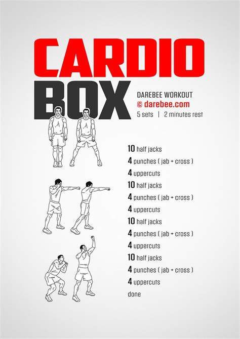 best 25 boxing cardio workout ideas on mma