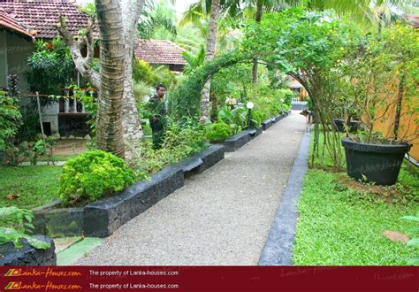 Hotel Flower Garden Unawatuna Galle South Sri Lanka Hotel Flower Garden
