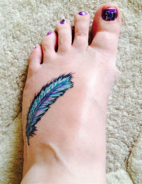 tattoo feather body feather tattoo love the colours body art