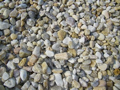 decorative landscape gravel with hardscapes landscape