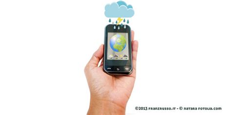 mobile meteo it yahoo rinnova l app per android per consultare il meteo