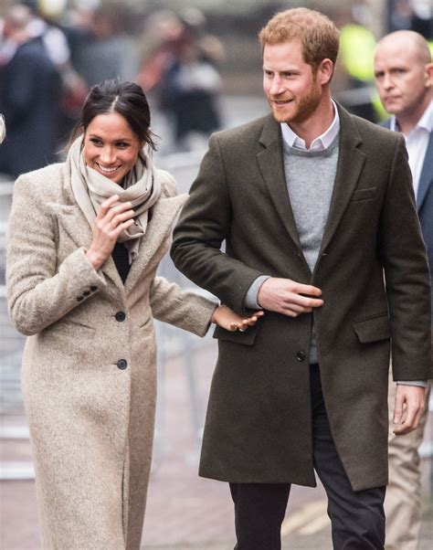 prince harry and meghan markle out in january 2018