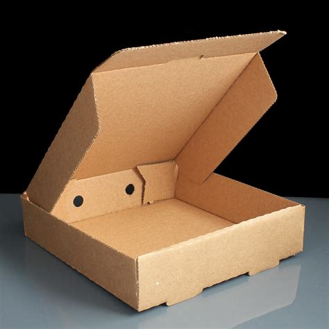 brown pizza 7 quot brown kraft corrugated pizza boxes