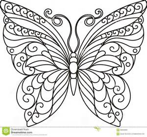 Butterfly outline beautiful perfect to add to your summertime design