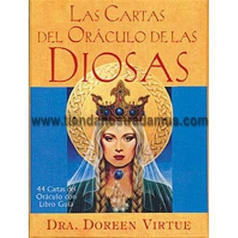 cartas orculo de las 8415292406 cartas oraculo diosas doreen virtue