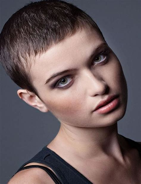 shortest haircut ever very short pixie haircut tutorial images for glorious