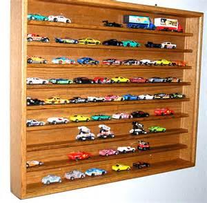 Hot Wheels/Matchbox/Sprint Car/Race Cars Display Case