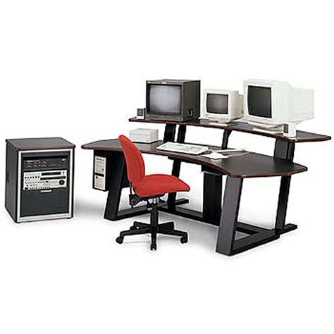 Digital Desk by Winsted E4562 94 Quot Wide Digital Desk With 24 5 Quot E4562