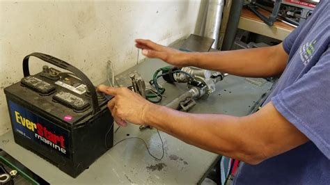 homemade test bench diy electric power steering 2 bench test youtube