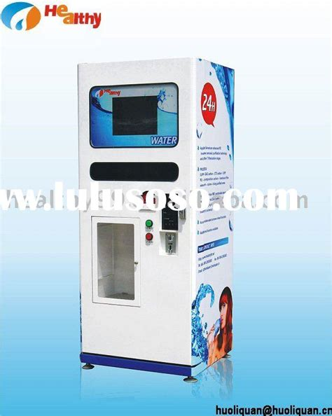 Water Dispenser Vending Machine For Sale commercial water vending machine for sale price china