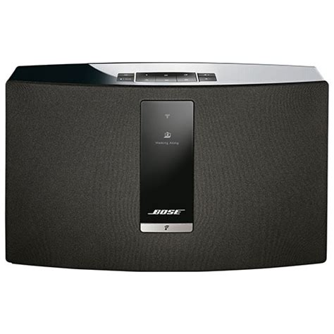 Speaker Bose Soundtouch bose soundtouch 20 iii wireless multi room speaker black wireless multi room speakers best