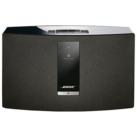Speaker Bose Soundtouch bose soundtouch 20 iii wireless multi room speaker black