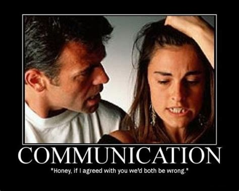 Communication Meme - preserve your disordered marriage research