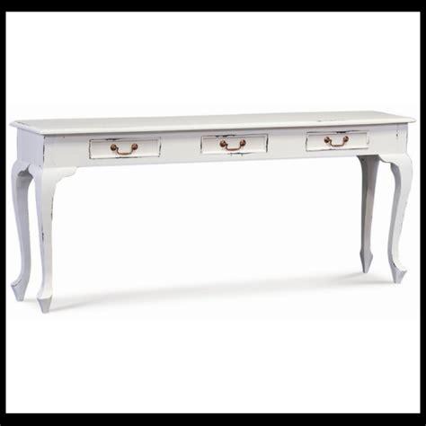 provincial sofa table provincial sofa table w180cm black orpheus