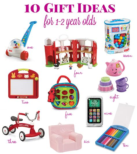 ideas for 2 year old toddler boy christmas gifts gift ideas for a 1 year s tidbits