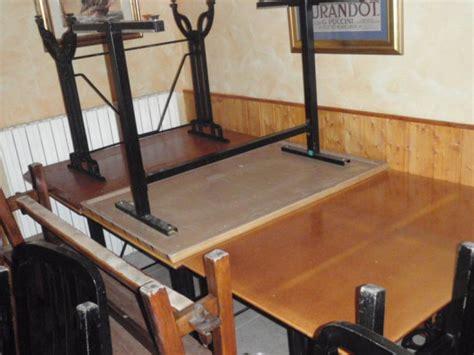 troc echange tables et chaises pour restaurant sur