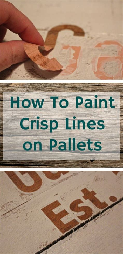 painting pallet tips and ideas 25 best ideas about barn wood signs on pinterest