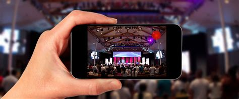 live streaming why live streaming has never been so easy for churches