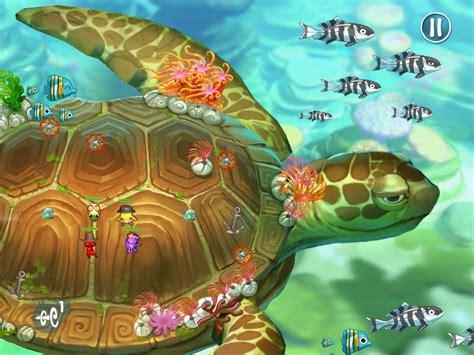 Gamis Squkin the bakers squids screenshot turtle