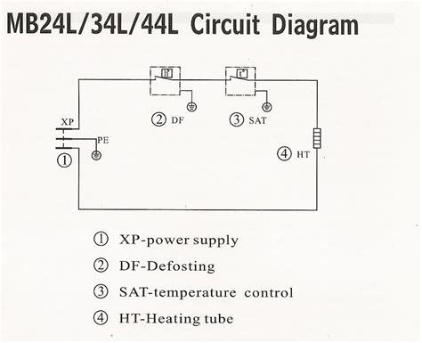 danby wiring diagram