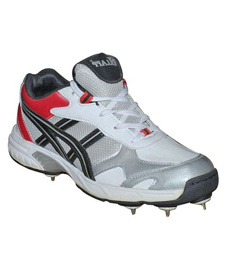 cricket sport shoes klapp white mesh cricket sport shoes price in india buy