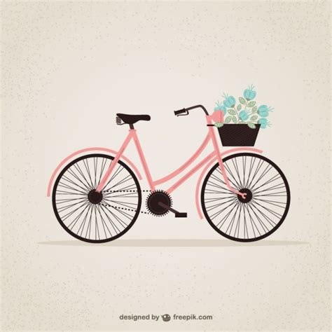 imagenes vintage bicicletas bicicleta retro descargar vectores gratis